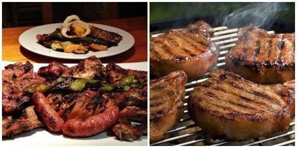 plato de carne restaurante chimichurri cala bassa