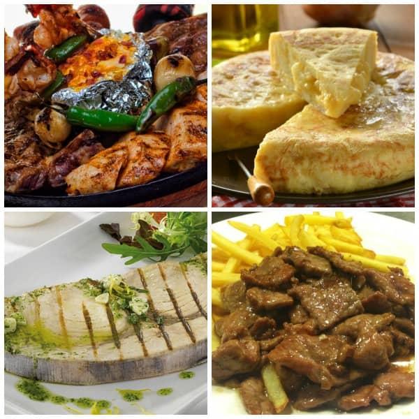 comida restaurante amante beach cala llonga ibiza