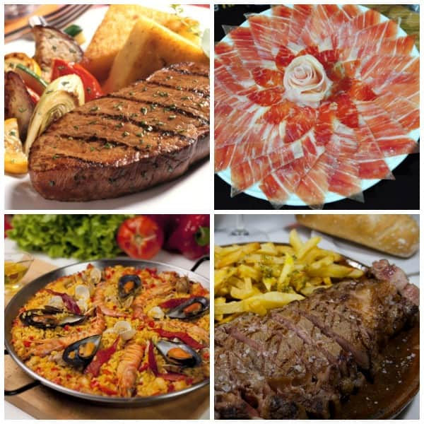 platos restaurante la casita cala llonga ibiza