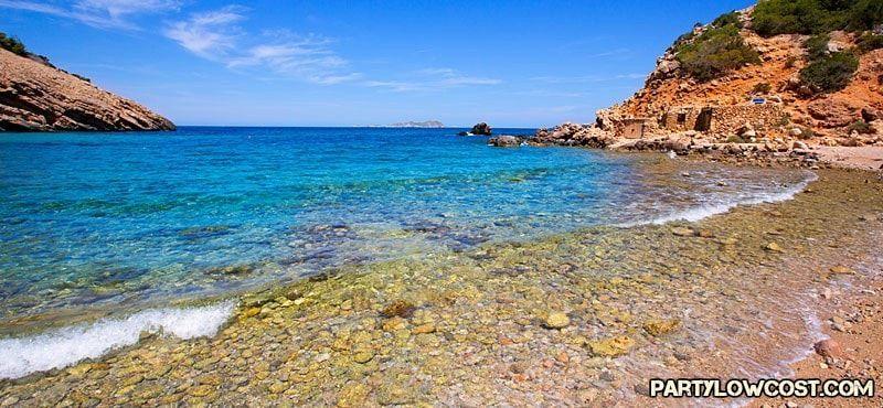 playa cala moli ibiza