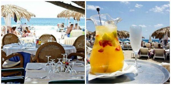 tropicana beach club cala jondal