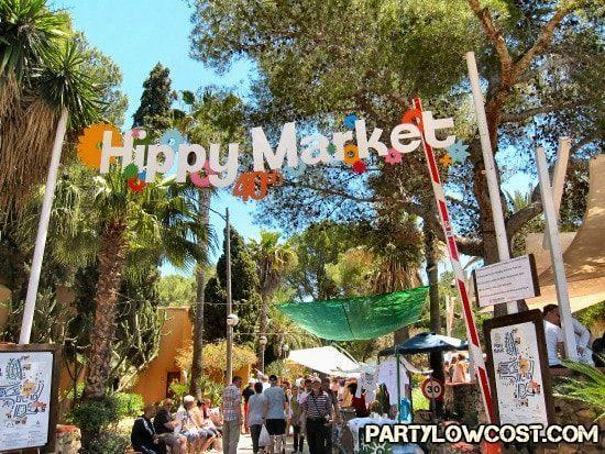 hippy market ibiza punta arabi