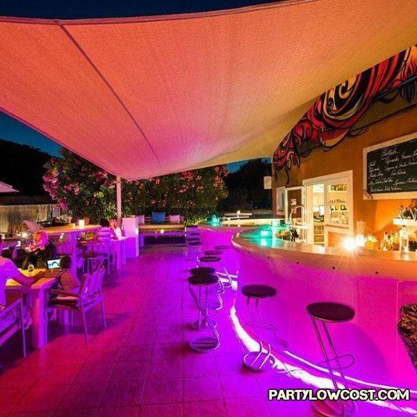 Restaurant Boutique Hostal playa-en-bossa