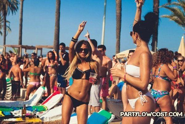 Fiesta playa d en bossa