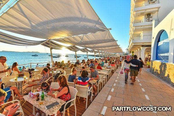 Cafe Del Mar ibiza bar