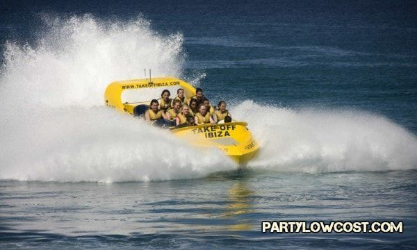 boat talamanca Ibiza