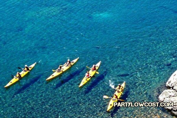 san carlos ibiza kayak