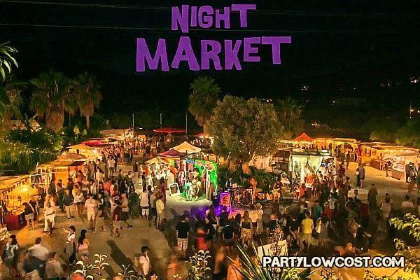 night market las dalias