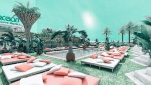 Bam Bu Ku beach club ibiza