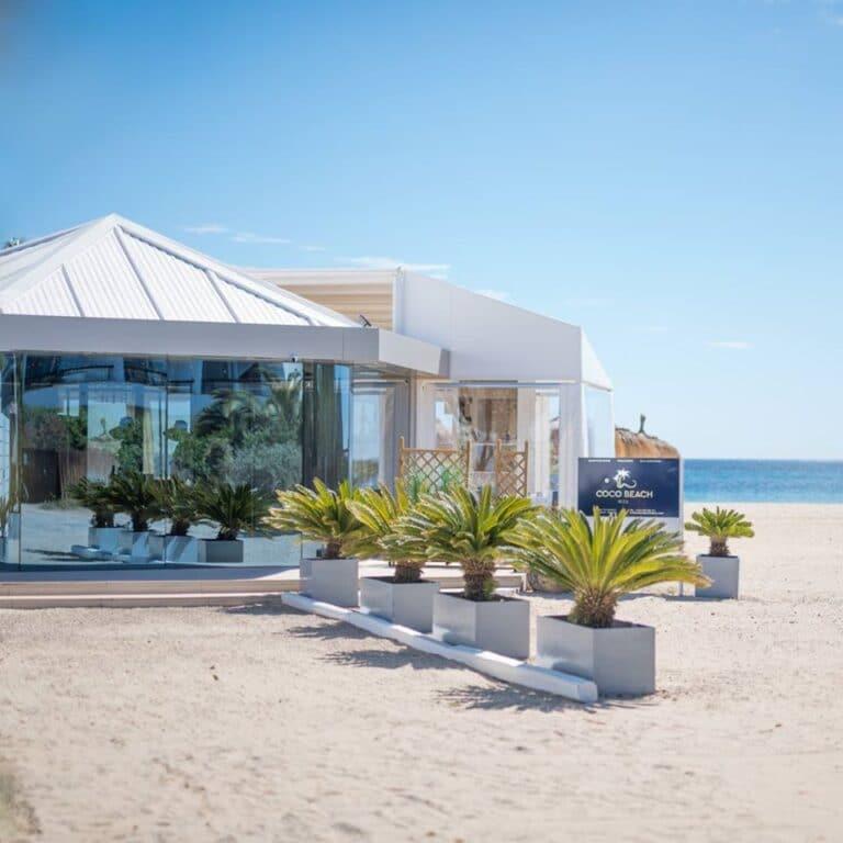 Coco beach club ibiza