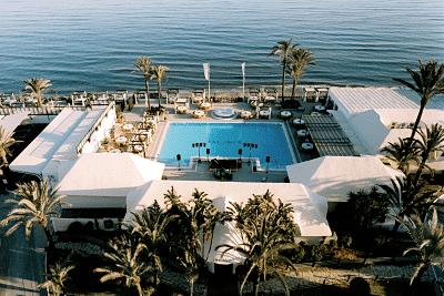 La Cabane Beach Club marbella