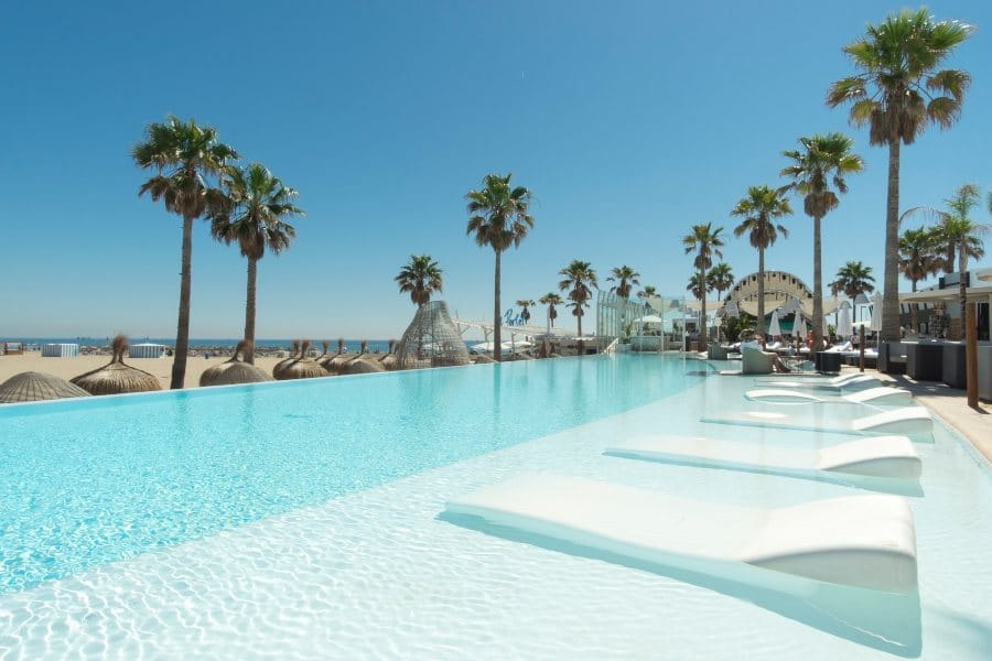 Marina Beach Club Valencia 2 - Sandbeds