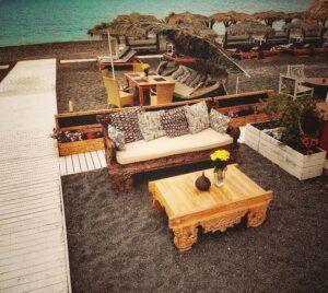 Seaside Santorini Sandbeds 3