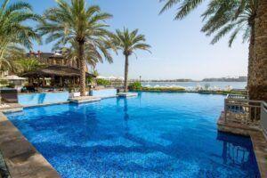 Riva Beach Dubai Sandbeds 4