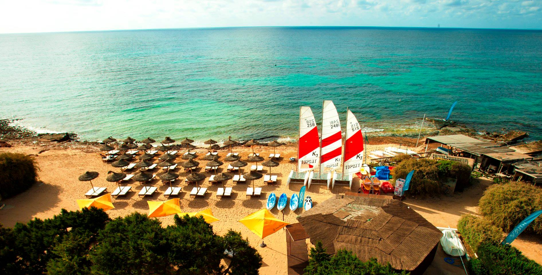 south beach club formentera