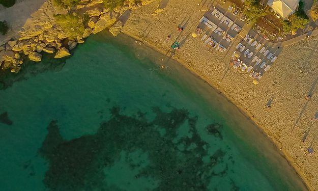 Alma beach ibiza sandbeds 4