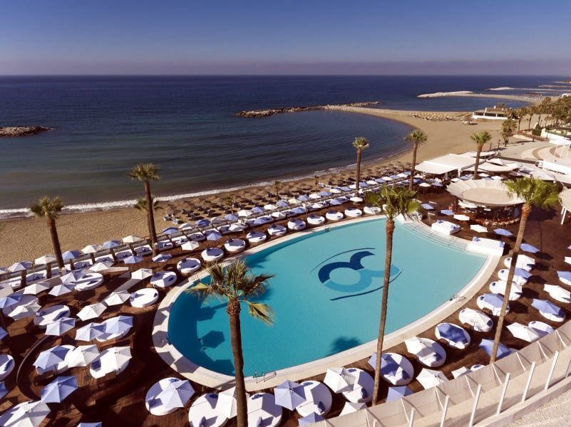Ocean Club Marbella Sandbeds