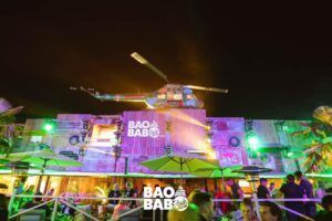 Baobab Beach Club Sandbeds 2