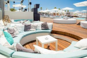 Blanco Beach Club Sandbeds 5