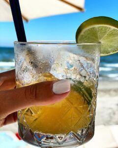 Nuba Sandbeds Drink
