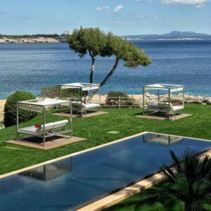 Hotel de Mar Sandbeds Piscina.com