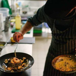 Akro Sandbeds Food