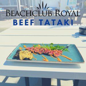 Beach Club Royal Sandbeds Food