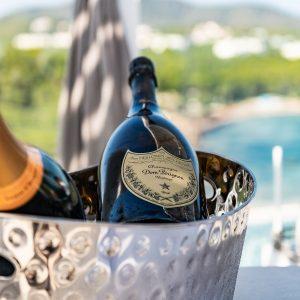 Bless Ibiza Sandbeds Champagne