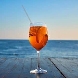 Blu Beach Sandbeds Cocktail