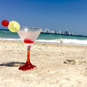 Bomba Beach Sandbeds Drink