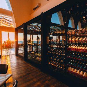 Café del Mar Bali Sandbeds Drink