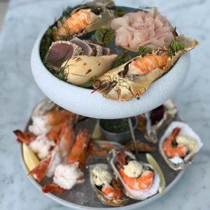 Café del Mar Bali Sandbeds Food