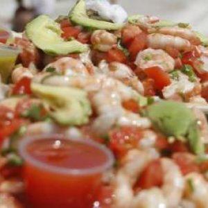 Chicabal Cancun Sandbeds Food