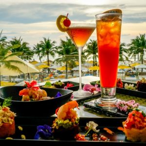 Dream Beach Club Sandbeds Drink