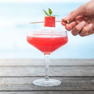 Kudeta Sandbeds Drink