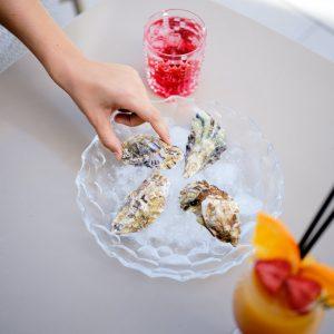 Me ibiza Sandbeds Oysters