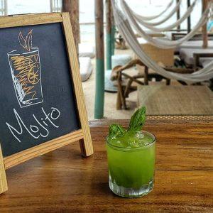 Namaste Beach Club Sandbeds bebida