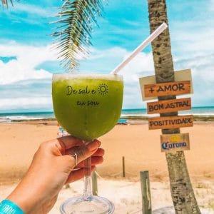 Nanö Beach Club Sandbeds Drink
