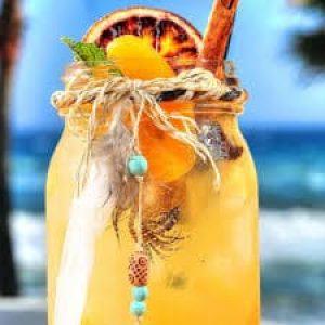 Nikki Beach Barbados Sandbeds Drink