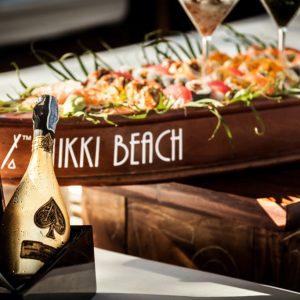 Nikki Beach Koh Samui Sandbeds Food 1