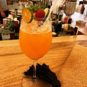 Serafina Mare Bodrum Sandbeds Drink