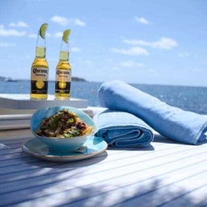 seasoul ibiza sandbeds comida